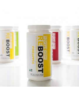REBOOST Organic Pineapple Isotonic Energy Drink Powder
