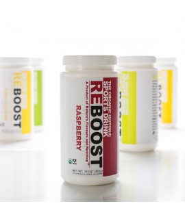REBOOST Organic Raspberry Isotonic Energy Drink Powder