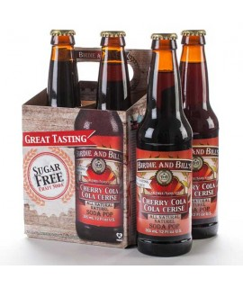 Cherry Cola Birdie and Bill's (4 Pack)