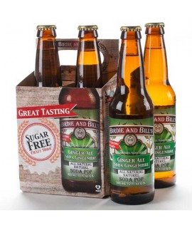 Ginger Ale Birdie and Bill's (4 Pack)