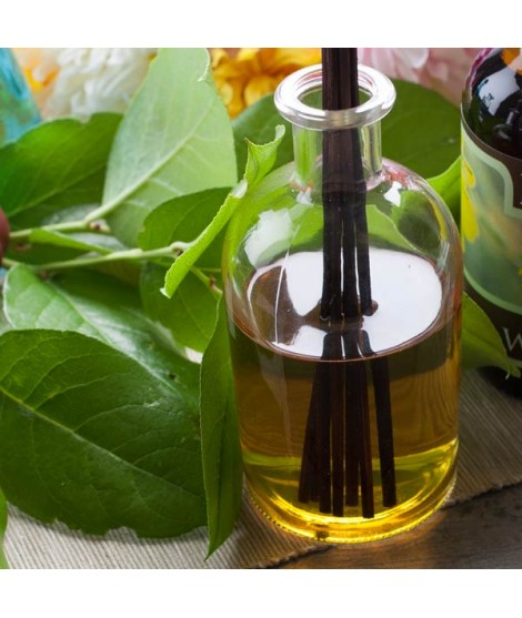 Organic Mountain Flower Fragrance Oil (Alcohol Soluble)