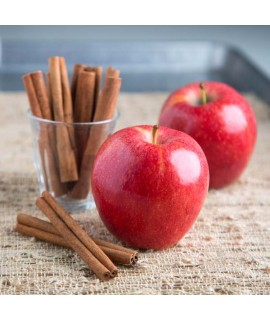 Organic Apple Spice Fragrance Powder
