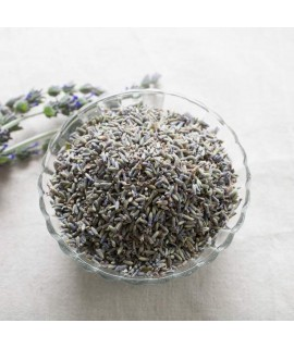 Organic English Lavender Fragrance Oil (Oil Soluble)