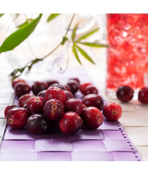 Organic Cranberry Flavor Extract
