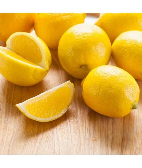 Organic Lemon Fragrance Oil (Oil Soluble)