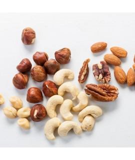 Organic Nut Fragrance Oil (Oil Soluble)