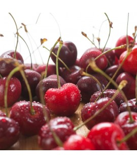 Organic Cherry Fragrance Emulsion with Floral Notes (Water Soluble)