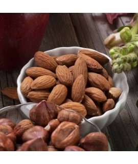 Almond Fragrance Oil (Alcohol Soluble)