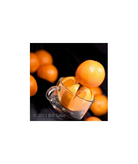 Organic Tangerine Flavor Powder