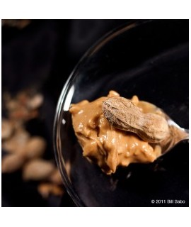 Organic Chocolate Peanut Butter Coffee Syrup