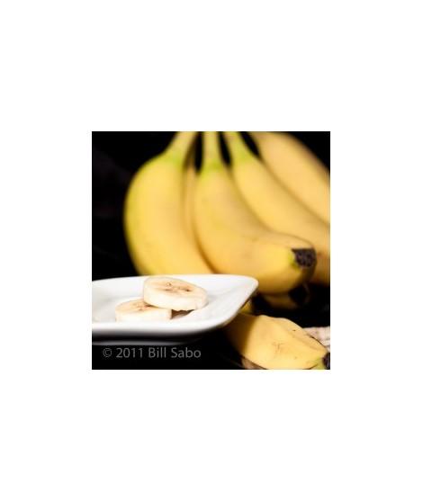 Organic Banana Flavored Coffee Beans (Shade Grown, Micro Roasted)