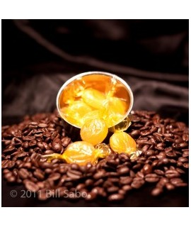 Organic Butterscotch Flavored Coffee (Shade Grown, Micro Roasted)