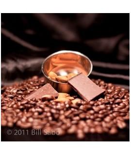 Organic Chocolate Almond Flavored Coffee (Shade Grown, Micro Roasted)