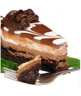 Organic Chocolate Cheesecake Flavored Coffee (Shade Grown, Micro Roasted)