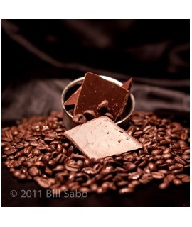 Organic Chocolate Flavored Coffee (Shade Grown, Micro Roasted)