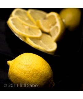 Organic Lemon Flavor Extract