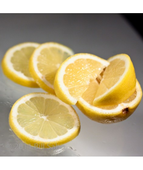 Organic Lemon Flavor Extract (Top Notes)