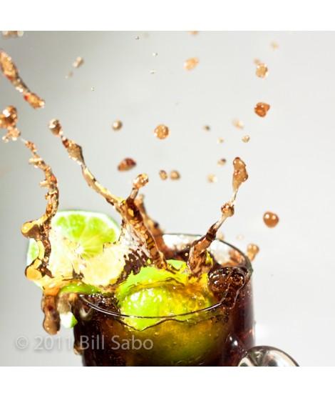 Organic Lime Cola Flavor Extract