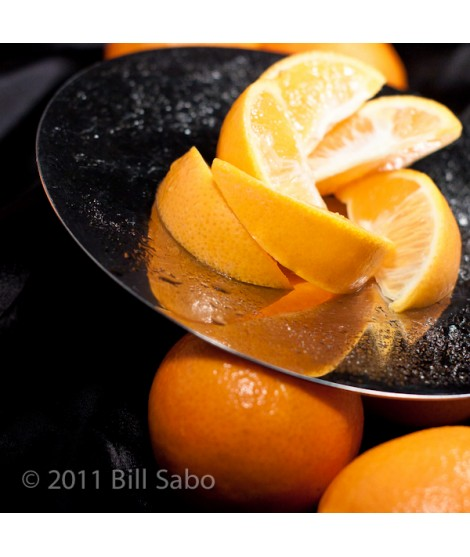 Organic Mandarin Orange Flavor Extract