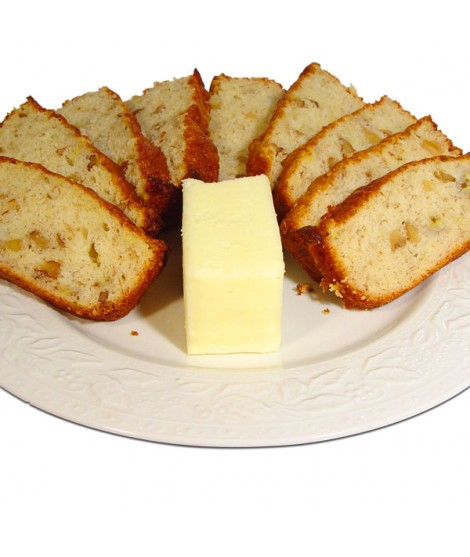 Butter Organic Flavor Emulsion for High Heat Applications