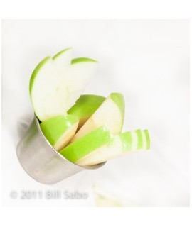 Green Apple Flavored Italian Soda Syrup