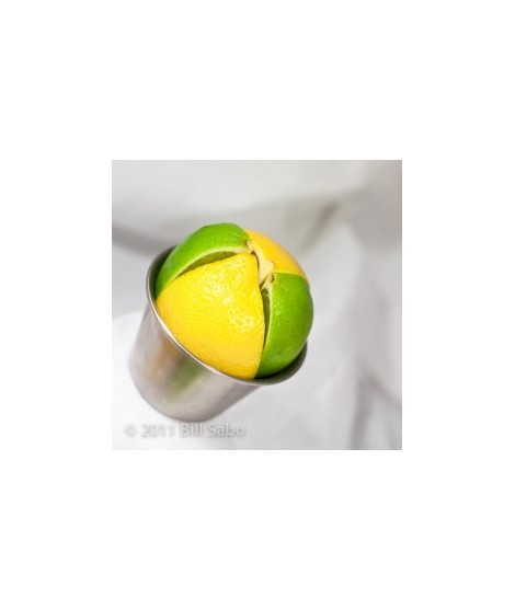 Lemon Lime Flavored Italian Soda Syrup