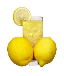 Lemonade Flavored Italian Soda Syrup