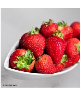 Strawberry Flavor Concentrate For Frozen Yogurt without Diacetyl