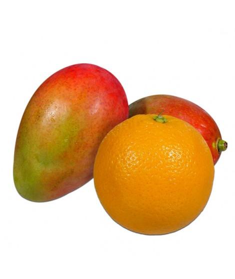 Organic Orange Mango Flavor Extract