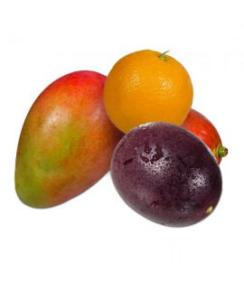 Organic Orange Mango Passion Flavor Extract