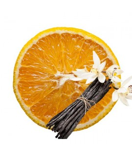Organic Orange Vanilla Flavor Extract