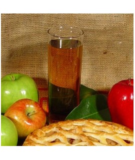 Apple Cider Organic Coffee and Tea Flavoring Without Diacetyl