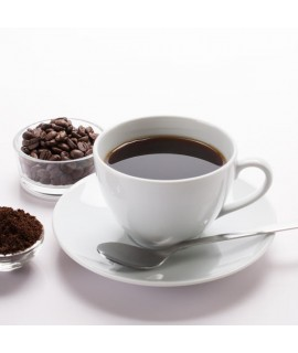 Organic Decaf Gingerbread Flavored Coffee Beans (Shade Grown)