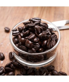Organic Decaf Mocha Flavored Coffee Beans (Shade Grown)
