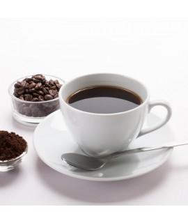 Organic Decaf Papaya Flavored Coffee Beans (Shade Grown)