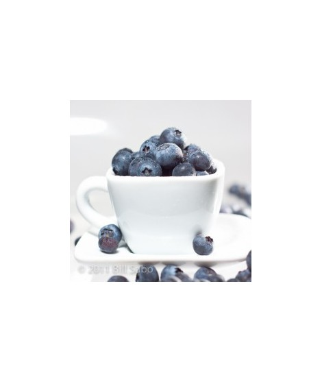 Organic Blueberry Coffee and Tea Flavoring