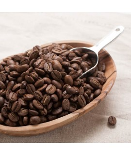 Organic Ethiopian Green Coffee Beans (Ethiopia Harrar) (Shade Grown, Roasted)