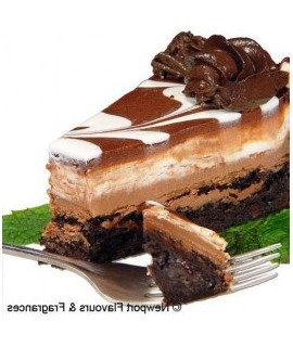 Chocolate Cheesecake Coffee and Tea Flavor without Diacetyl