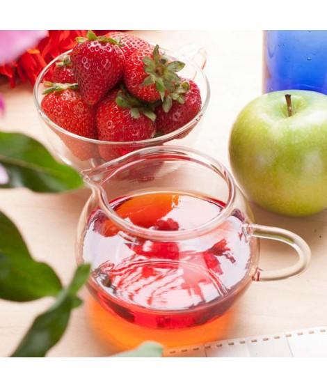 Pink Lemonade Flavored Italian Soda Syrup