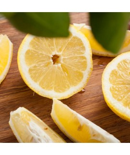 Organic Lemon Essential Oil (Terpeneless in Alcohol)