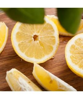 Organic Lemon Essential Oil (Terpeneless in Alcohol)