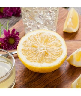 Organic Lemon Essential Oil (Cold Pressed)