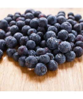 Organic Blueberry Flavor Concentrate Without Diacetyl For Frozen Yogurt