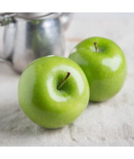 Organic Green Apple Flavor Concentrate Without Diacetyl For Frozen Yogurt