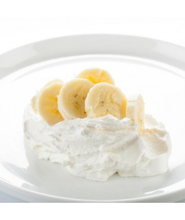 Organic Banana Cream Flavor Concentrate Without Diacetyl