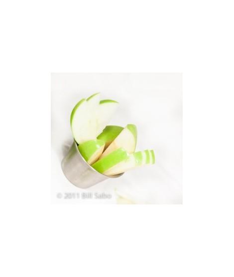 Organic Apple Flavor Oil ( Green) For Chocolate (Kosher, Vegan, Gluten Free, Oil Soluble)