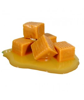 Caramel Organic Flavor Emulsion for High Heat Applications