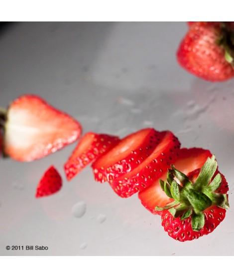 Organic Strawberry Flavor Extract