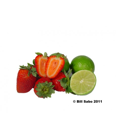 Organic Strawberry Lime Flavor Extract