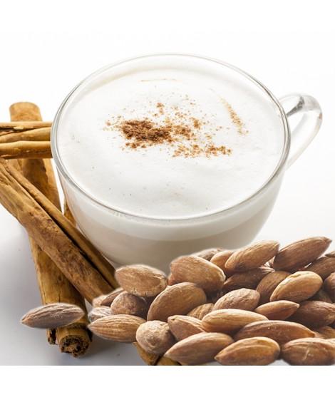 Organic Amaretto Cappuccino Flavor Oil for Lip Balm, Kosher, Vegan , Gluten Free, Certified Organic